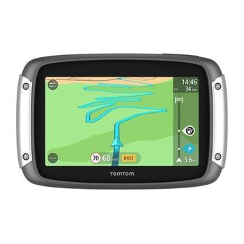"""TOMTOM Rider 400 EU LIFETIME, 1GE0.002.00, GPS navigace, micro SD, handsfree, BT, 4,3"""" displej, 45 zemí Evropy"""