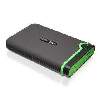 """TRANSCEND StoreJet 25M3 500GB, TS500GSJ25M3, přenosný pevný disk, 8MB, 5400ot./min., 2,5"""", USB 3.0"""