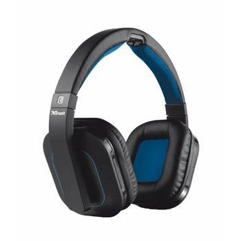 TRUST Rezon, 20071, černý (black), headset, ovládání hlasitosti