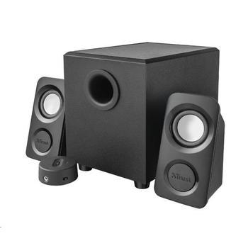 TRUST Avedo, 20440, černý (black), reproduktory, 2.1ch zvuk, 14W, jack 3,5mm, DO
