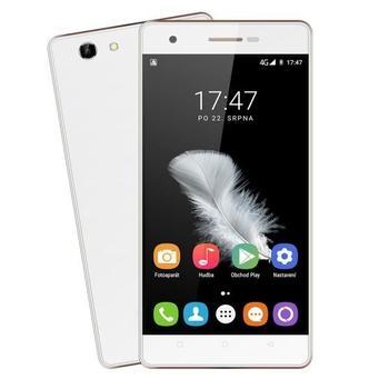 "UMAX VisionBook P50 LTE, UMM200P5W, bílý (white), mobilní telefon, Quad-Core, 1,3 GHz, 1 GB RAM, interní paměť 8GB, 5"", 720x1280, microSD, GPS, GPRS, 3G, LTE, Micro SIM, Foto 5Mpx, BT, Wi-Fi, Dual SIM, And"