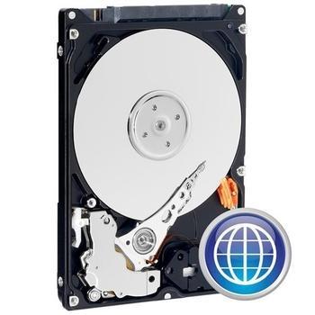 """WESTERN DIGITAL SCORPIO BLUE 320GB, WD3200LPVX, pevný disk, 8MB, SATAIII/600, 5400ot./min., 2,5"""""""