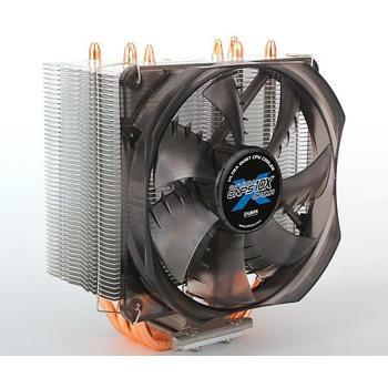 ZALMAN CNPS10X OPTIMA 2011, CNPS10X OPTIMA(2011), chladič na CPU, HeatPipe, hliníkový/měděný, sc. 775, sc. 1366, sc. 1156, sc. 1155, sc. 2011, sc. AM2, sc. AM3