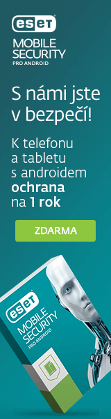 banner ESET + 1 rok Mobile Security