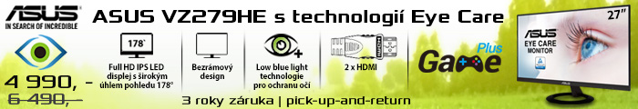"banner Asus VZ279HE 27"" LCD homepage"