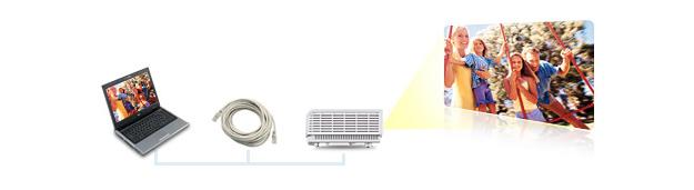 DLP projektor BENQ MX726