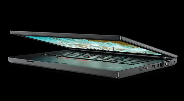 Notebook LENOVO ThinkPad L470 černý black